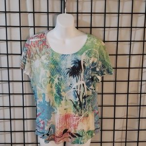 Size 2 Chicos t-shirt